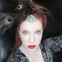 wearable art by Renee Nicole Gray