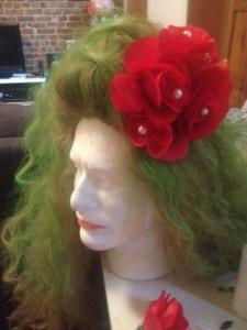 Wig by Renee Nicole Gray
