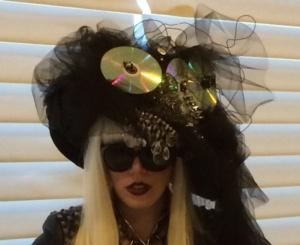 Hat By Renee Nicole Gray