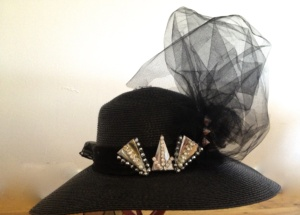 Hat by Renee Nicole Gray