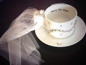 3d Teacup designed by Renee Nicole Gray