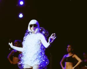 bubble dress by Renee