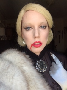 AHS Countess wig and styling by Renee Nicole Gray