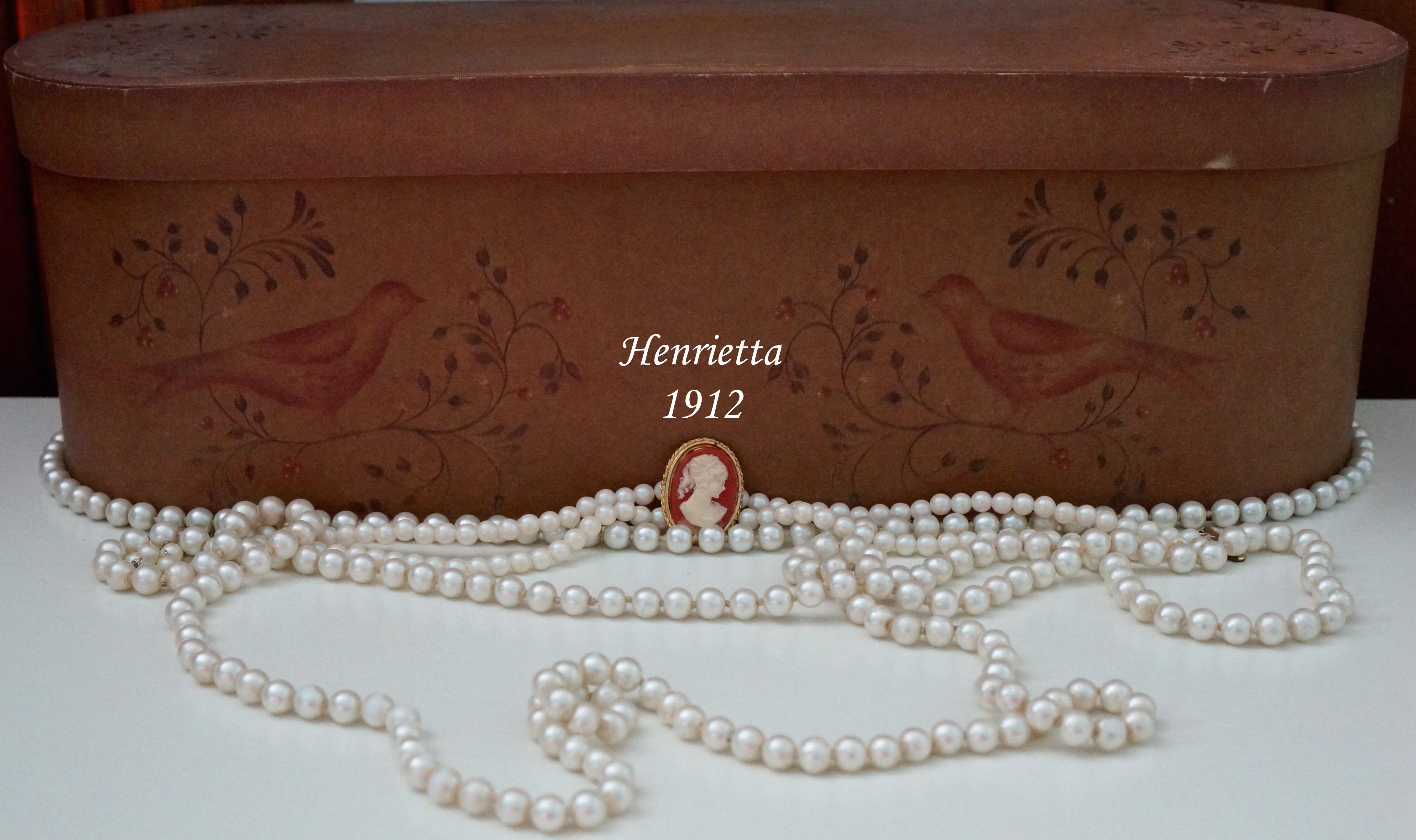 Henrietta 1912